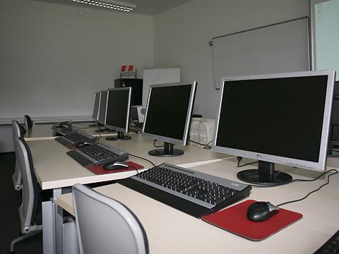 Multimedia Raum