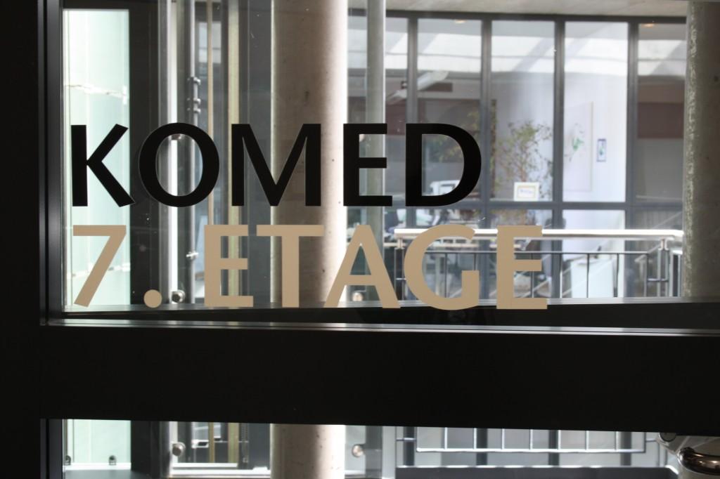 VSB-Bildungswerk im KOMED / 7. Etage